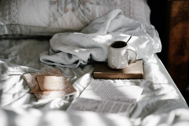 Schreiben hilft – Morgenseiten